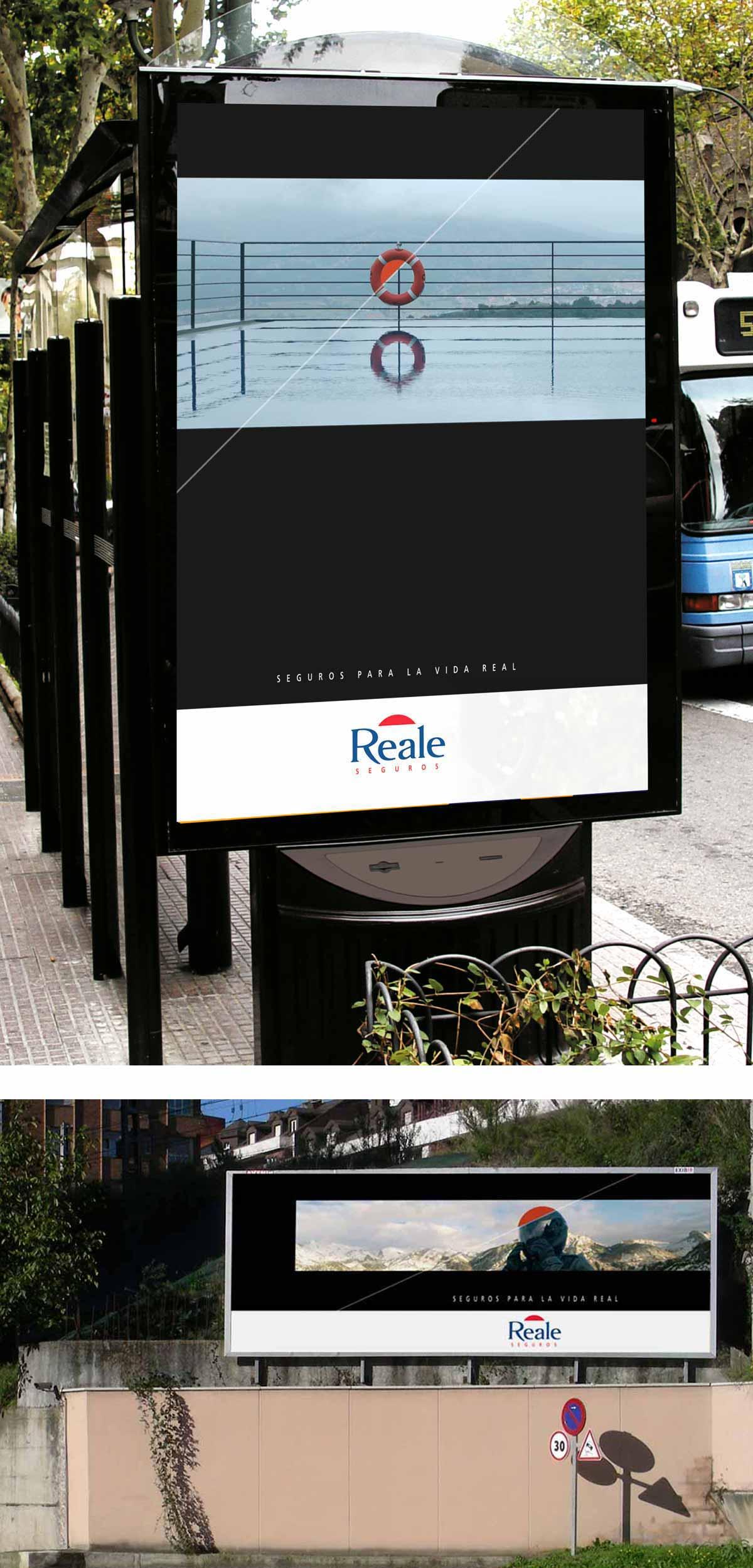 Proyectos gráficos de publicidad exterior